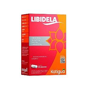 Libidela Katiguá Suplemento Emagrecedor 30 cápsulas
