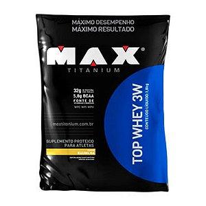 Top Whey 3w - 1,8kg - Max Titanium