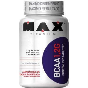 BCAA 1,2G - 272 tabletes - Max Titanium