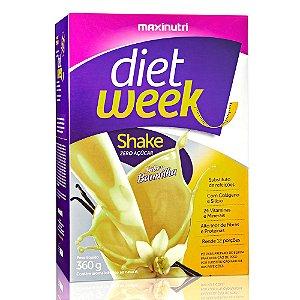Diet Week Shake - 360 gramas - Maxinutri - Validade: 01/02/2019