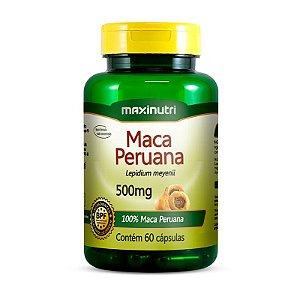 Maca peruana - 60 cápsulas - Maxinutri