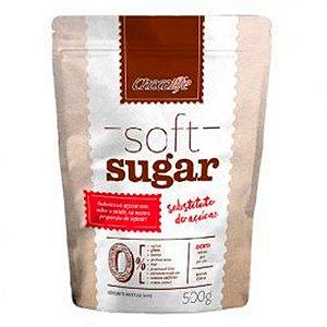 Soft Sugar (adoçante)  - 500 gramas - Chocolife