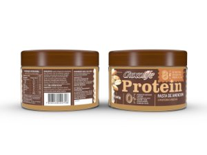 Pasta de Amendoim - 300 gramas - Chocolife