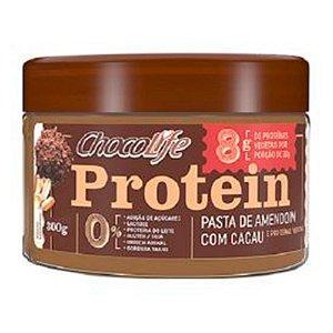 Pasta de Amendoim com Cacau - 300 gramas - Chocolife
