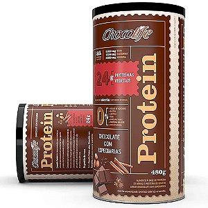 Protein - 480 gramas - Chocolife