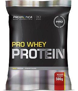 Pro Whey Protein - 500 gramas - Probiotica