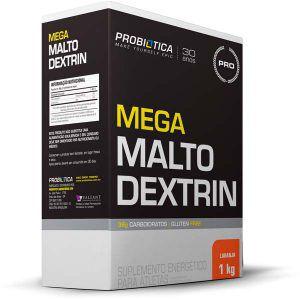 Mega Malto Dextrin - 1 Kg - Probiotica