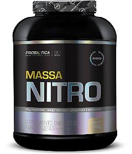 Massa Nitro - 3 Kg - Probiotica