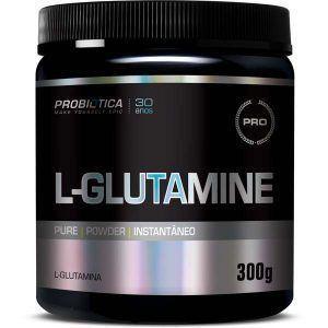 L-Glutamine – 300 gramas - Probiotica