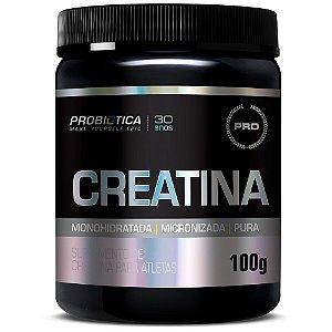 Creatina Monohidratada - 100 gramas - Probiotica