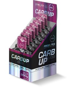 Carb Up Gel Black - 10 sachês de 30 gramas - Probiotica