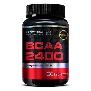 BCAA 2400 - 60 tabletes - Probiotica val: 05/2019