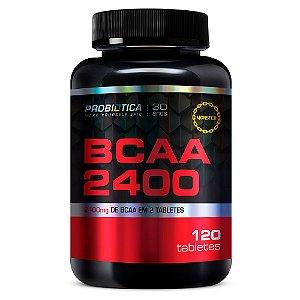 BCAA 2400 - 120 tabletes - Probiotica val: 05/2019