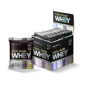 100% Pure Whey – 15 unidades de 32 gramas - Probiotica Val: 09/2018