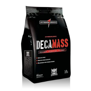 Hipercalórico Deca Mass Darkness - 1,5kg - Integralmedica