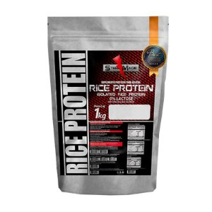 Rice Protein (Proteína Isolada do Arroz) – 1kg – Steel Made