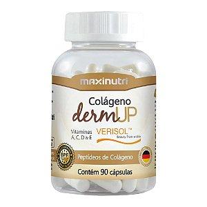 Colágeno Hidrolisado Derm Up Verisol Maxinutri 90 Cápsulas