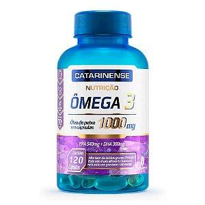 Ômega 3 - 120 cápsulas - Catarinense