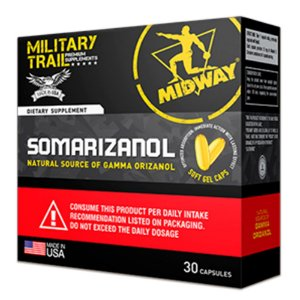 Somarizanol USA Military Trail - 30 cápsulas - Midway