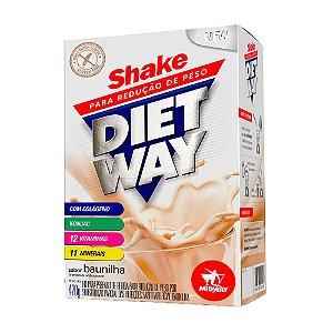 Diet Way Shake - 420 gramas - Midway