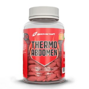Thermo Abdomen - 120 cápsulas - Body Action