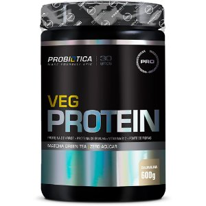Veg Protein - 600 gramas - Probiotica