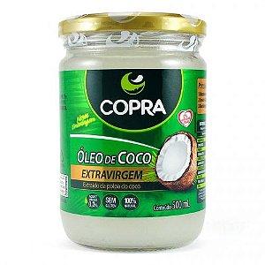 Óleo de Coco Extra virgem - 500 ml - Copra Alimentos