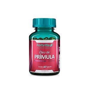 Óleo de Prímula - 60 Cápsulas - Fortvitta