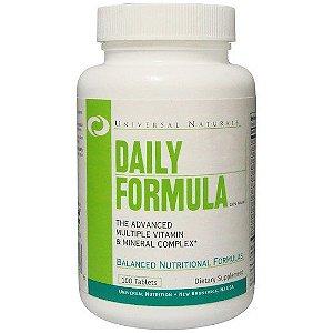 Daily Fórmula - 100 cápsulas - Universal Naturals