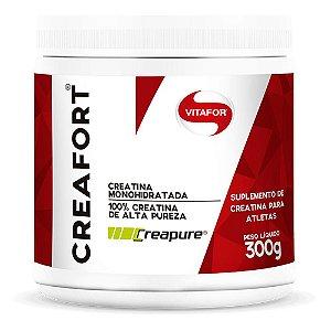 Creafort (creatina) - 300 gramas - Vitafor