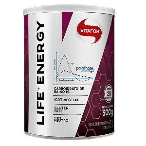 Life's Energy (palatinose) - 300 gramas - Vitafor