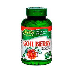 Goji Berry - 120 cápsulas - Unilife
