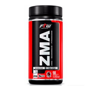 ZMA (magnésio, zinco e Piridoxina) – 90 cápsulas – Fitoway
