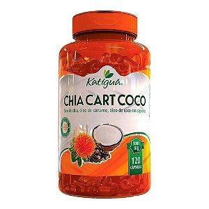 ChiaCartCoco - 120 Cápsulas - Katigua