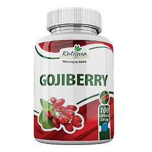Goji Berry - 100 Cápsulas - Katigua
