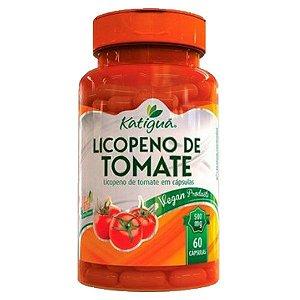Licopeno de tomate - 60 Cápsulas - Katigua