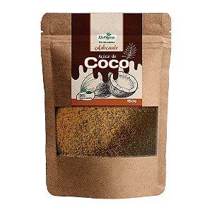Açúcar de Coco - 150 Gramas - Katigua