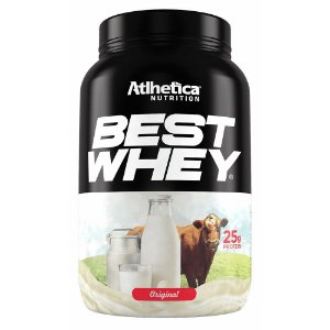 Best Whey - 900 Gramas - Atlhetica Nutrition