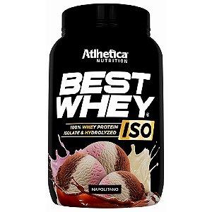 Best Whey ISO - 900 Gramas - Atlhetica