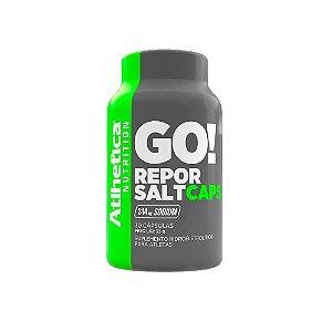Repor Salt Atlhetica Em Cápsulas Suplemento 30 Cáps