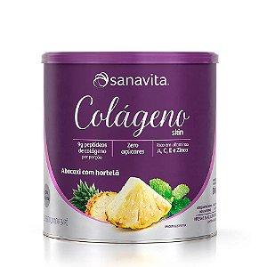 Colágeno Hidrolisado Skin - 300 Gramas - Sanavita