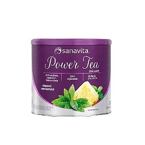 Power Tea Chá Verde - 200 Gramas - Sanavita