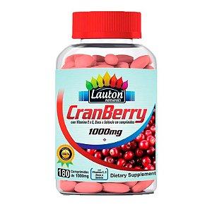 Cranberry 1000mg - 180 Comprimidos - Lauton