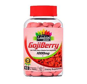Goji Berry - 60 Comprimidos - Lauton