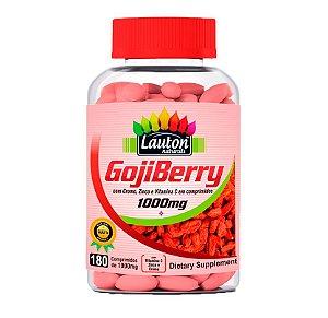 Goji Berry - 180 Comprimidos - Lauton