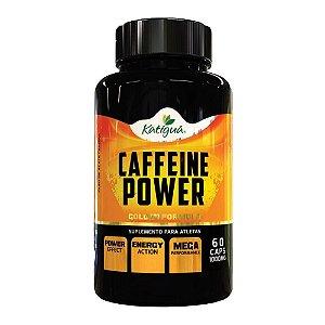 Cápsulas De Cafeína Com Açaí Power Katigua Sport 60 Cáps
