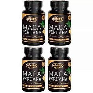 Maca Peruana Premium - 4x 60 Cápsulas - Unilife