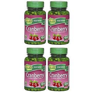 Cranberry -  4 unidades de 120 cápsulas - Unilife