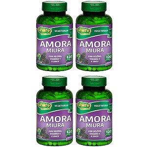 Amora Miura - 4 unidades de 120 Cápsulas - Unilife