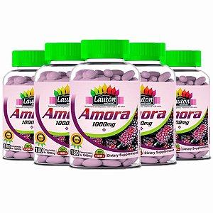 Amora Miura 1000mg - 5 unidades de 180 Comprimidos - Lauton